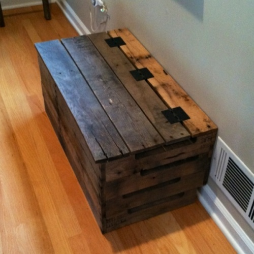 country girl want a be things made with pallets
