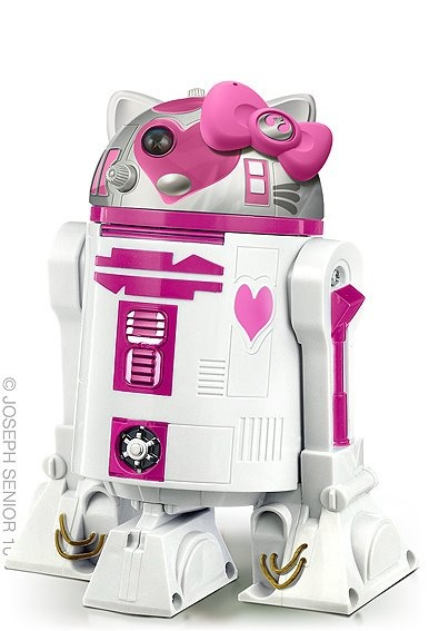 r2d2 hello kitty