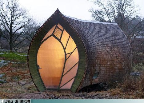 raindrop house