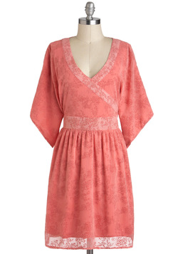 beneath the blossoms dress, modcloth