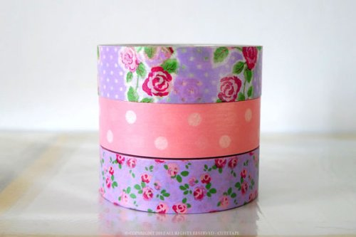 tape floral