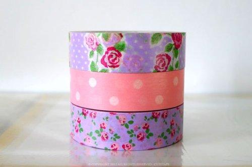 tape floral