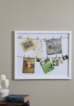 frame of preference shadow box, modcloth