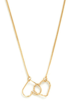 i link its love necklace, modcloth