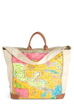 mix and map tote, modcloth