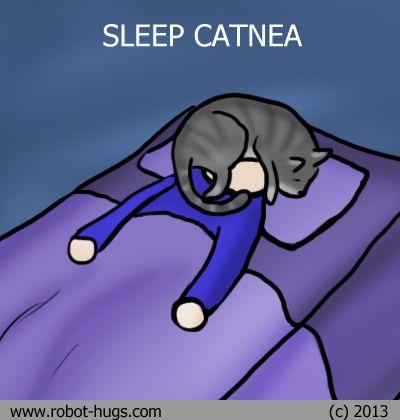 sleep catnea